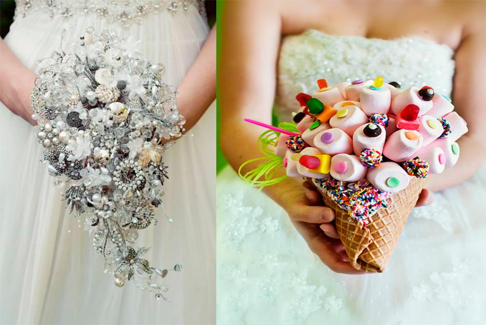 Buquê da noiva. Qual seu estilo?
