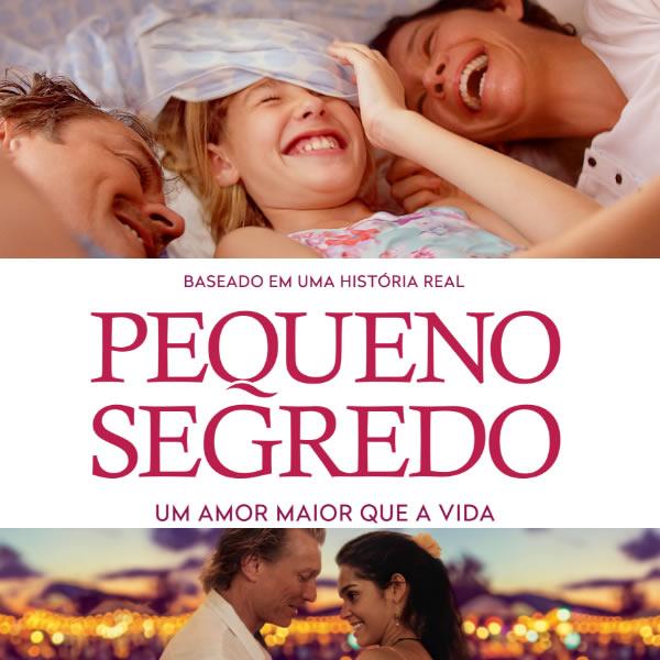 O filme conta a história de Kat, filha adotiva de Vilfredo e Heloisa. Imagem: Divulgação.
