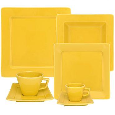 Aparelho de Jantar Nara Yellow
