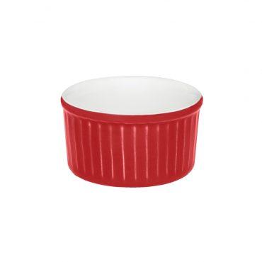 Ramequin Médio Vermelho