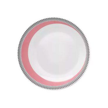 Prato Sobremesa Moon Candy Dots