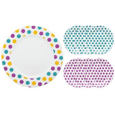 Conjunto Bolo Dots