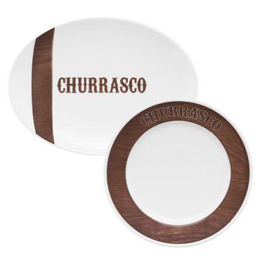 Conjunto Churrasco Tradição