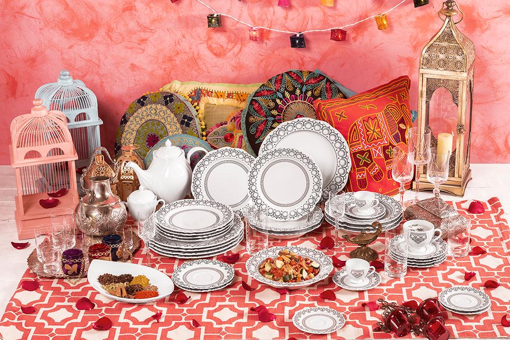 Imagem: Uma tradição da cultura indiana que vai enfeitar a sua mesa!