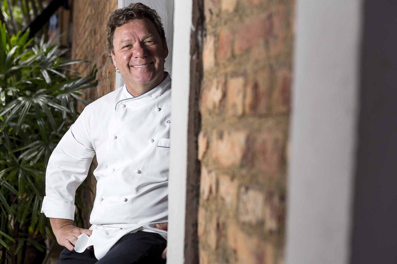 Imagem: Claude tem como marca registrada o fato de adorar cozinhas regionais. Foto: Bruno Ryfer.