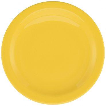 Prato Raso Floreal Yellow