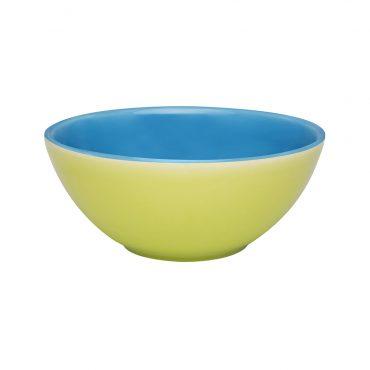 Tigela Bicolor Verde/Azul