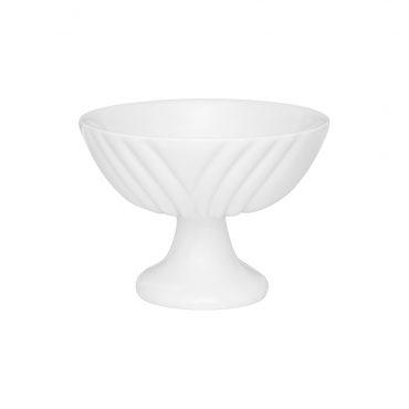 Taça Sobremesa Soleil White