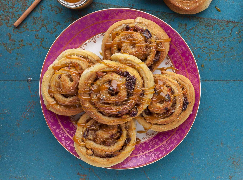 Imagem: Daneses doces, conhecidas no Sul do Brasil como Fatias Húngaras. Foto: Raphael Günther/Bespoke Content.