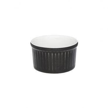 Ramequin Pequeno Preto/Branco