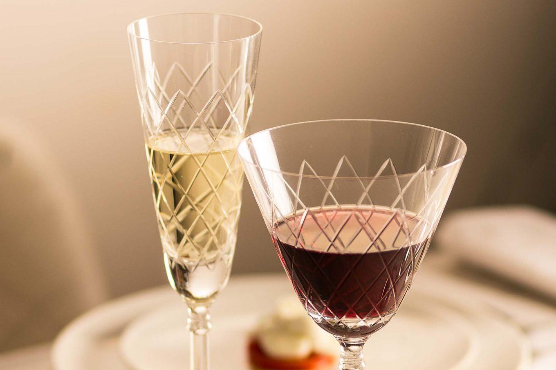 Imagem: Somente podem ser chamadas de champagnes as bebidas produzidas na região de mesmo nome, localizada na França, e que seguem um rigoroso processo de fabricação. Foto: Henrique Peron.