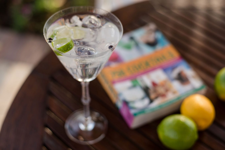 Imagem: Inicialmente, o Gin foi desenvolvido para fins medicinais. Foto: Karla Rudnick.