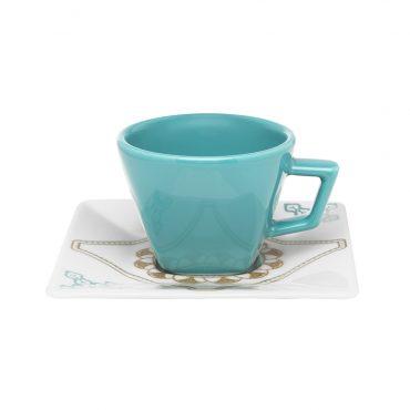 Xícara de Chá Quartier Domo