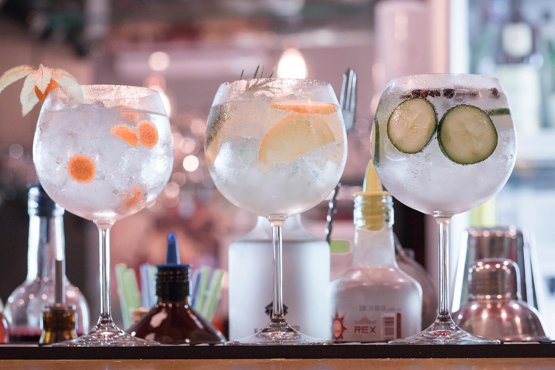 Imagem: Gelo picado ou flocado é ótimo para drinks! Foto: Renan Munhoz.