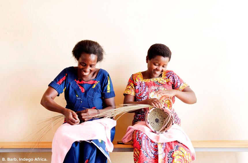 Imagem: O projeto Made 51 é um daqueles projetos que te tocam pela profundidade e relevância. Foto: Divulgação/B. Barb, Indego Africa.
