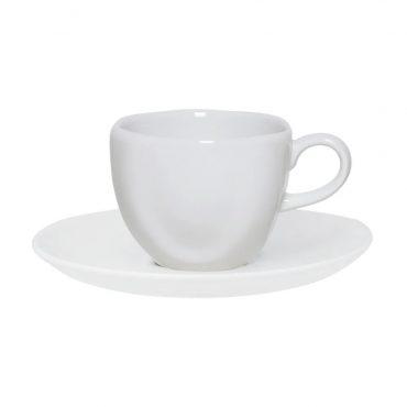 Xícara de Chá com Pires Ryo White
