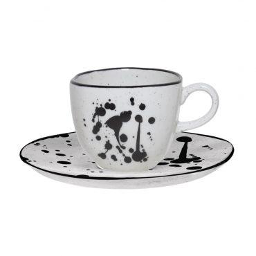 Xícara de Chá com Pires Ryo Art