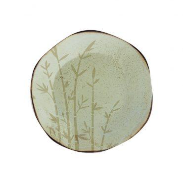 Prato Sobremesa Ryo Bambu