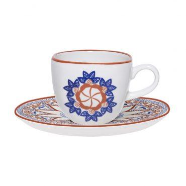 Xícara de Chá com Pires Ryo Barcelos