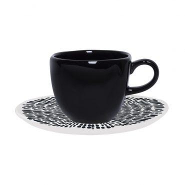 Xícara de Chá com Pires Ryo Ink