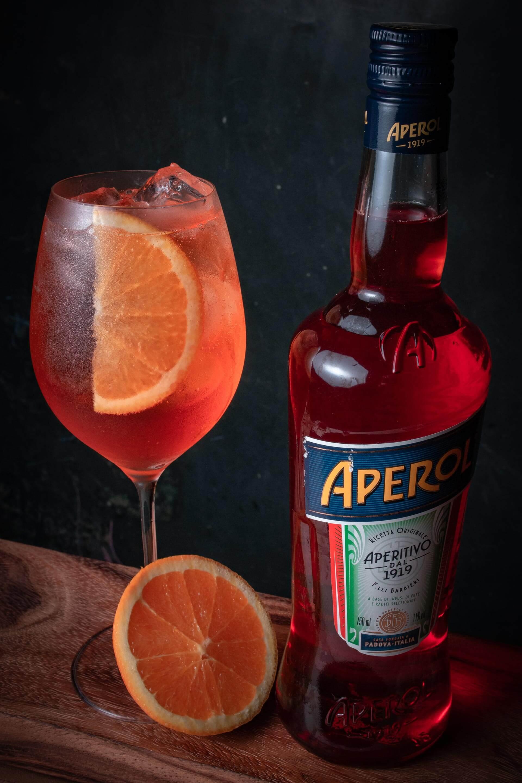 Imagem: A bebida que conquistou a Itália e o mundo. Foto: Renan Munhoz.