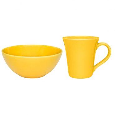 Conjunto Lanche Amarelo
