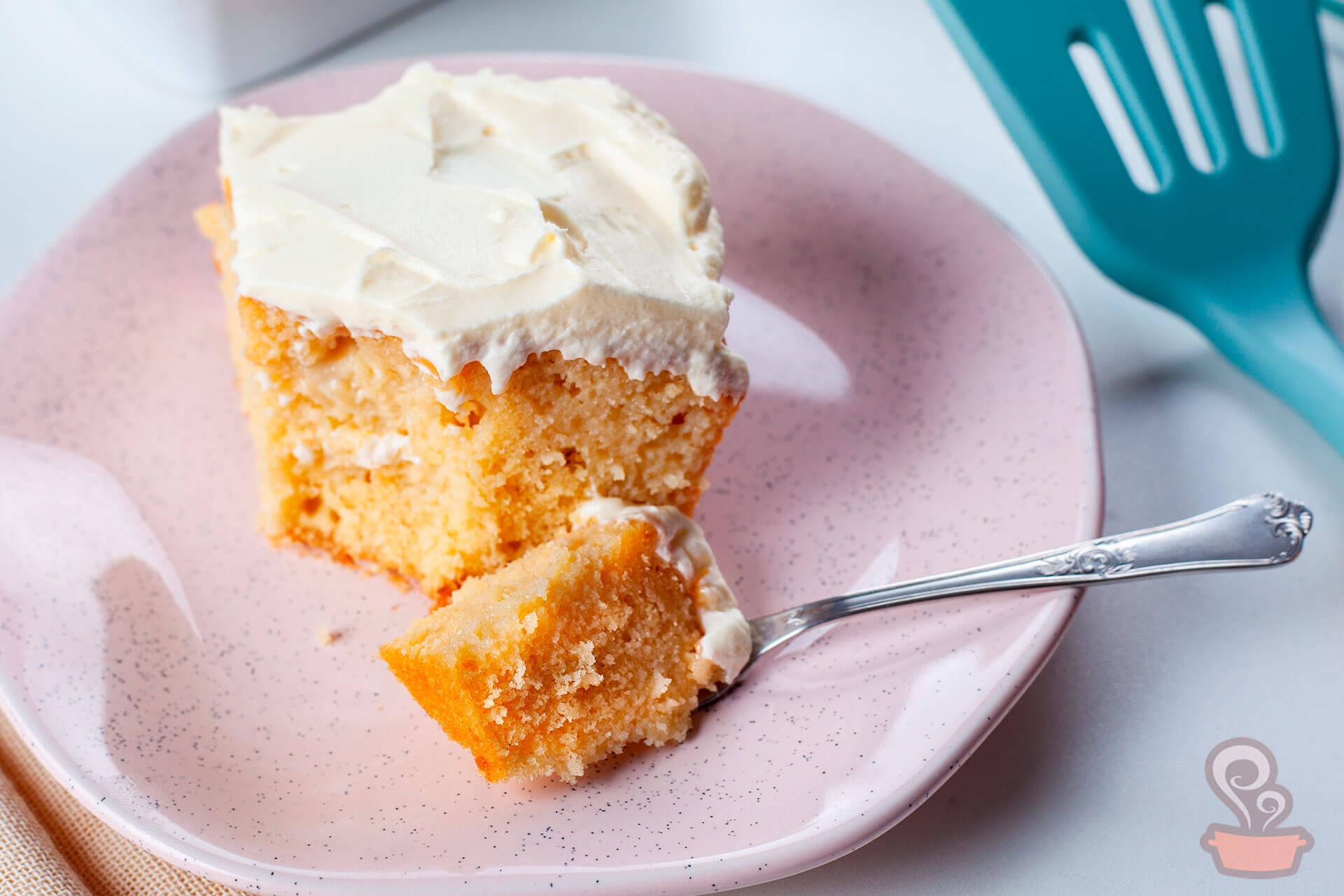 Imagem: Uma receita perfeita para quem ama bolo! Foto: Na Minha Panela