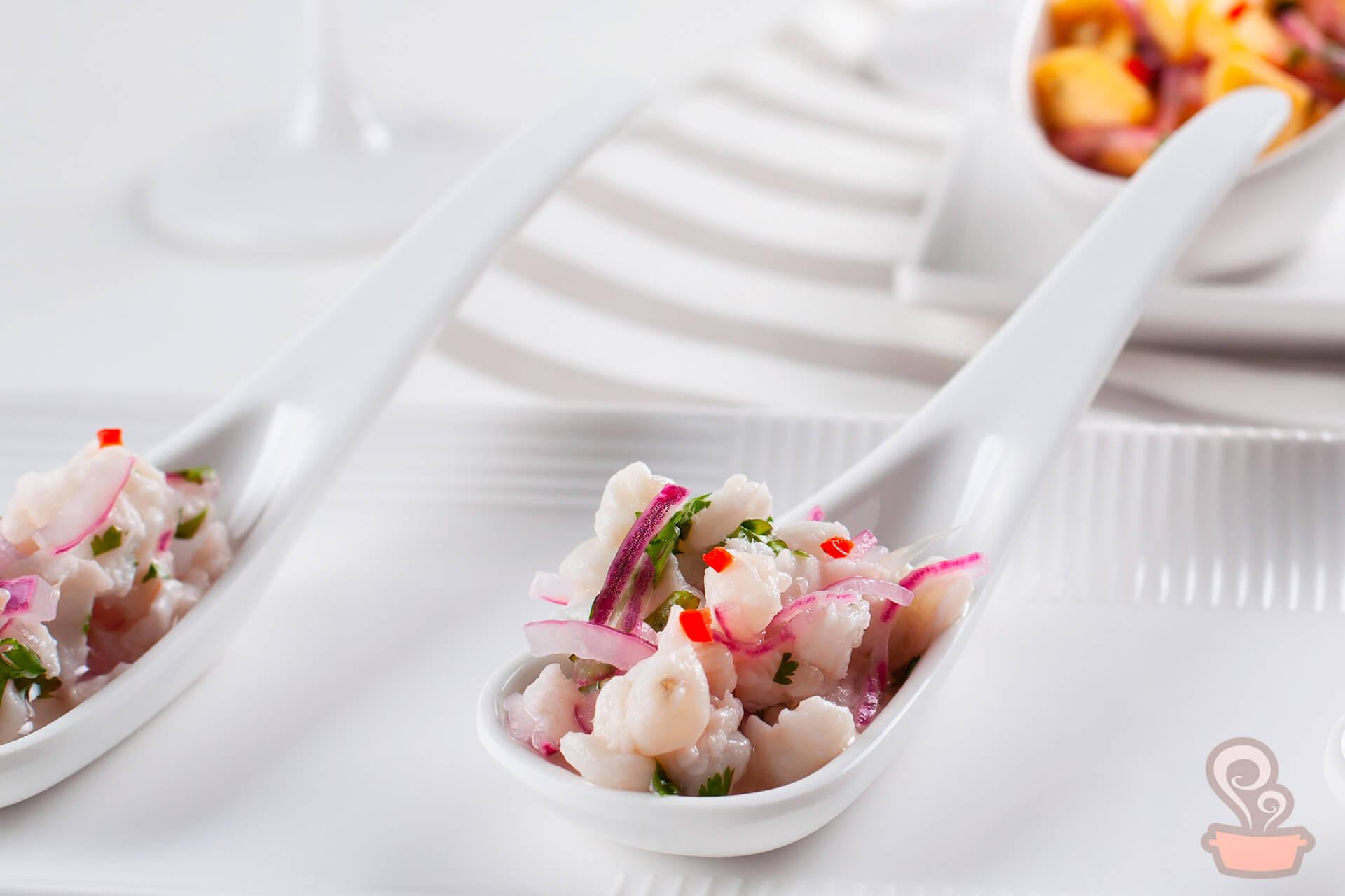 Imagem: Receita de ceviche de peixe super fácil! Foto: Na Minha Panela