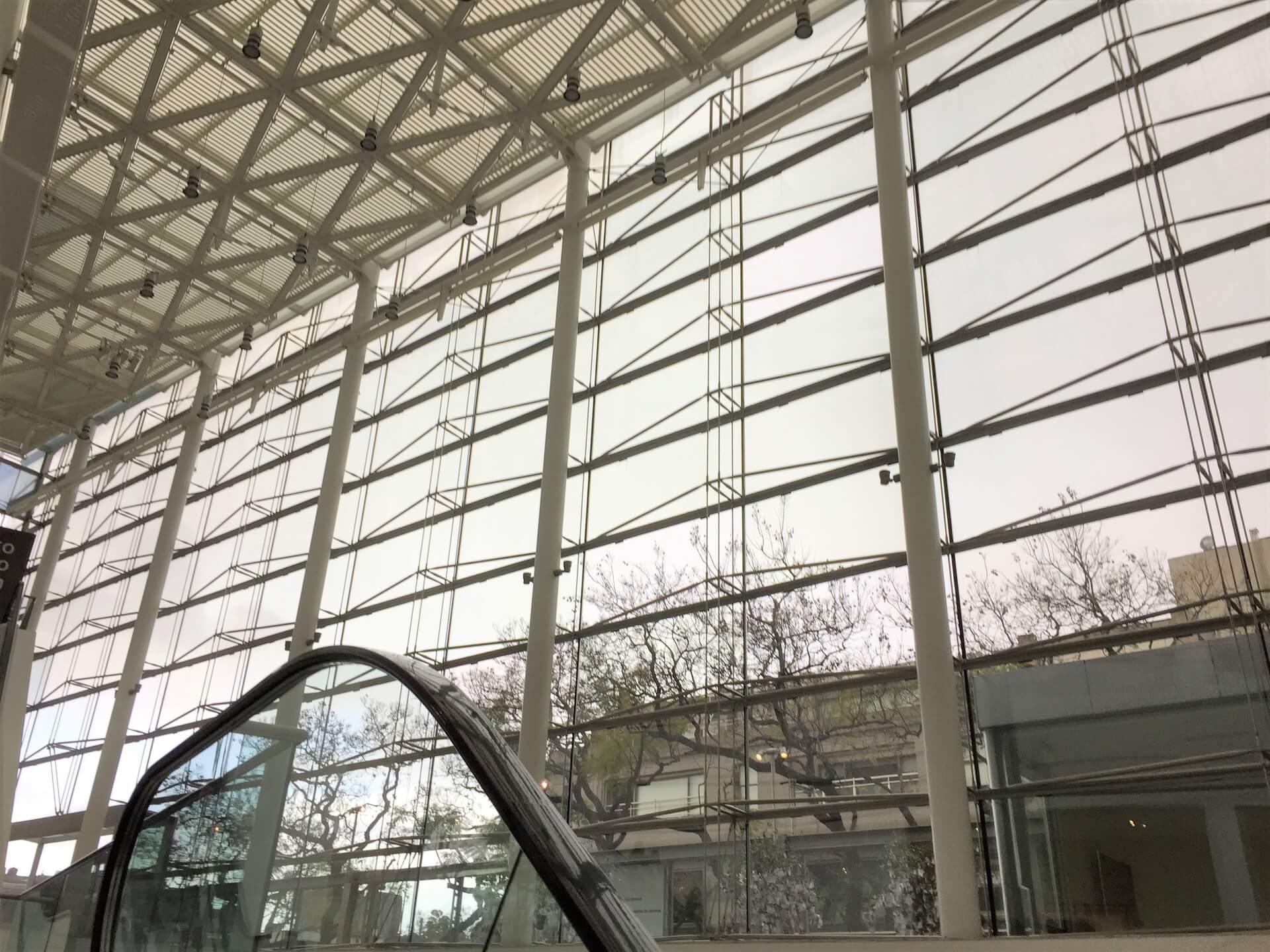 O Museu de Arte Latino-Americana de Buenos Aires também fica em Palermo e recebe exposições mundialmente famosas. A entrada geral é gratuita, mas as exposições específicas cobram um valor a parte. Foto: Fabíola Cordeiro.