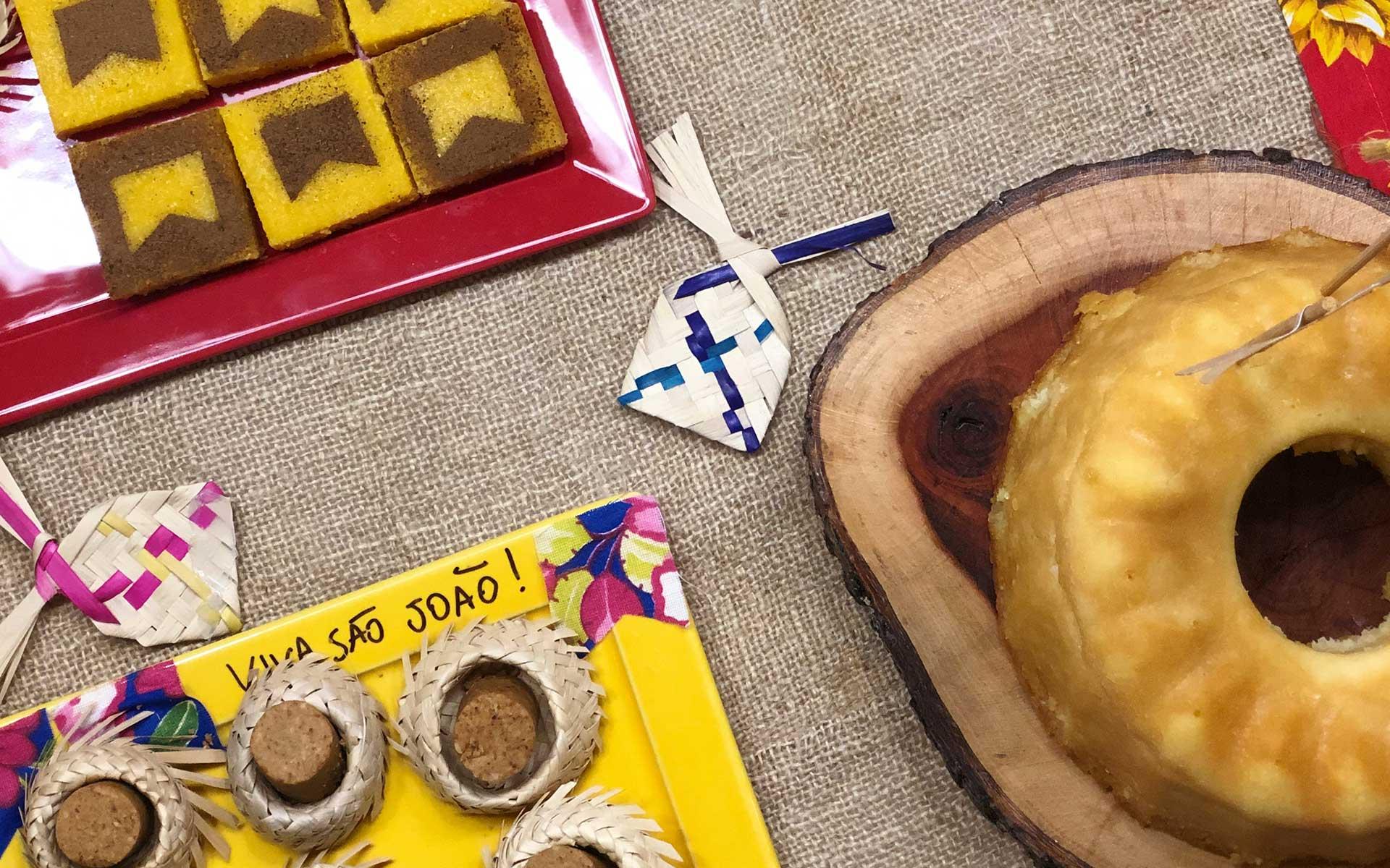 Texto: Com estas dicas sua mesa ficará ainda mais linda para o arraiá! Foto: Isabela Azevedo.