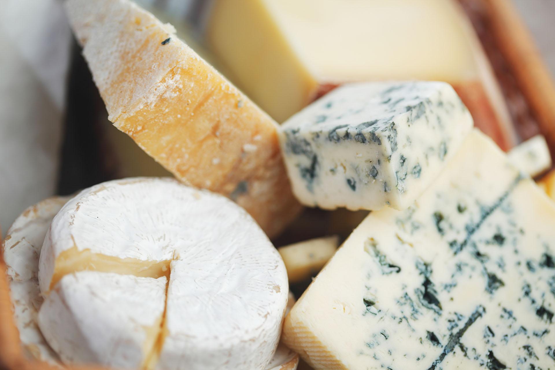 Texto: A variedade de queijos que existe agrada a muitos paladares. Foto: Yellowj/Shutterstock.