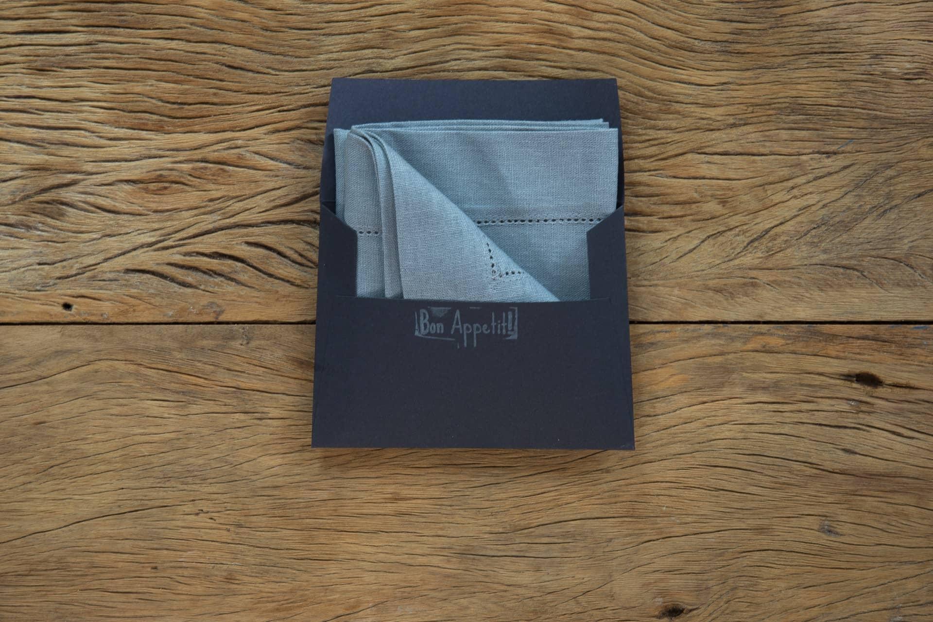Passo 5: coloque dentro do envelope. Foto: Cacá Bratke